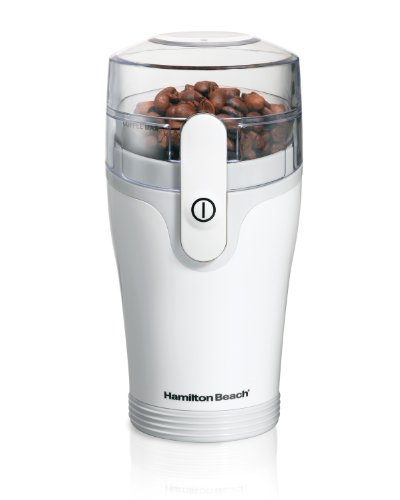 Hamilton Beach Coffee Grinder with Removable Chamber