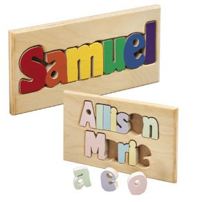 Cheap Miles Kimball Double Name Board Puzzles 7-12 Letters , Pastel (B002T02EEE)