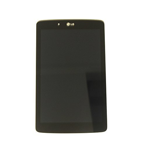 Digitalsync-Lcd Touch Screen Assembly Replacement for Lg G Pad 7.0 V400 V410 Black