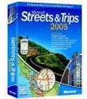 Microsoft Streets and Trips 2005 [Old...