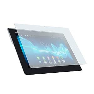 mumbi Displayschutzfolie Sony Xperia Tablet S Schutzfolie CrystalClear unsichtbar