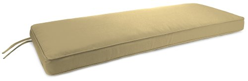 jordan-manufacturing-8137pk1-611h-boxed-bench-cushion-acrylic-heather-beige