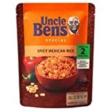 Uncle Ben's Express Spicy Mexican Rice 250G