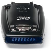 Escort Passport 9500ix Radar/Laser Detector (Blue Display)