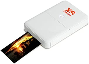 XSories Pixsprint Imprimante photo de poche Wi-Fi Blanc