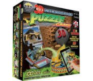 Popar PZCM Construction Machines Interactive 3D Puzzle Game