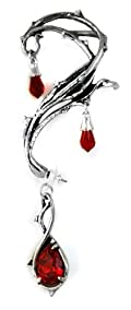 Passion Earring by Alchemy Gothic