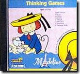 Madeline Thinking Games