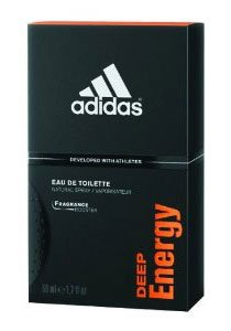Adidas Deep Energy Profumo Uomo di Adidas - 100 ml Eau de Toilette Spray