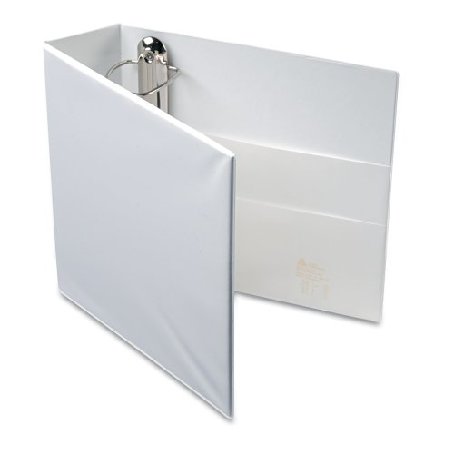 Avery Nonstick Heavy-Duty EZD Reference View 3 Inch White Binder (79193)