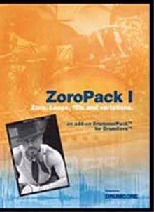 ZoroPack 1 - Drumcore expansion pack (DrumCore DrummerPacks)