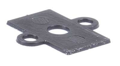 "Styrene Gear Box Shims, .010"" & .015"" (20) - 1"