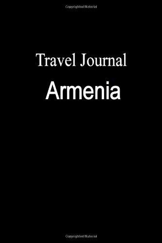 Travel Journal Armenia