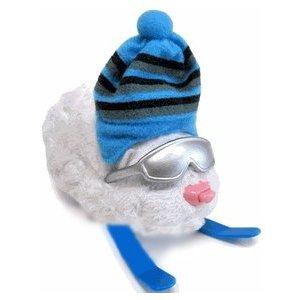 Zhu Zhu Pets Hamster Outfit Skis Hat - 1