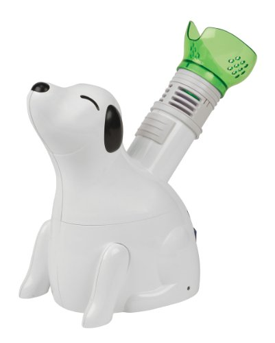 Healthsmart Kids Steam Inhaler, Digger Dog