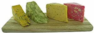 English Cheese Board by Gourmet-Food
