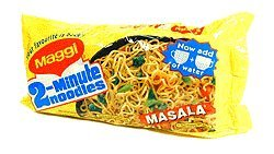 Maggi Masala Noodles 400g Quad Pack from Spicy World