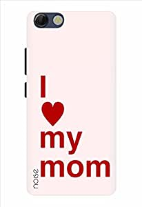 Noise Designer Printed Case / Cover for Panasonic P55 Novo / Quotes/Messages / Love You Mom