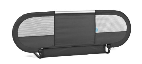 Great Deal! BabyHome Side Bed Rail - Graphite
