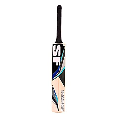 SF CRICKET BAT KASHMIR WILLOW MAESTRO WITH FULL COVER