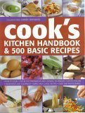 img - for Cook's Kitchen Handbook & 500 Basic Recipes book / textbook / text book