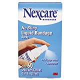 Nexcare No Sting Spray Liquid Bandage(.61 Fl Oz)
