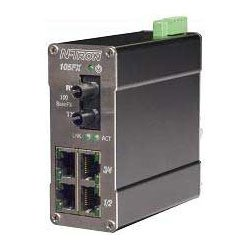 Red Lion N-Tron 105FX-ST Unmanaged Industrial Ethernet