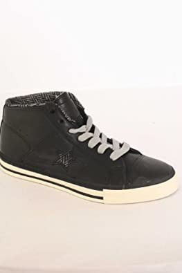 126831C|Converse One Star Mid Black|36,5 US 4
