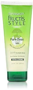 Garnier Fructis Style Pure Clean Styling Gel, 6.80-Fluid Ounce