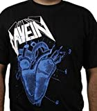 CAVE IN - Krazy - Black T-shirt