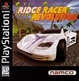 Ridge Racer Revolution - PlayStation