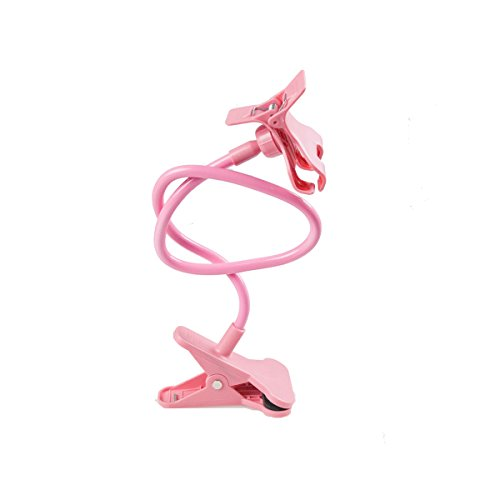Luckychild Universal Flexible Cell Phone Clip Holder - Pink (Hello Kitty Cd Car compare prices)