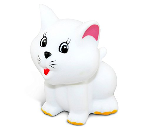 WeGlow International Bath Buddies - Cat (Pack of 2) - 1