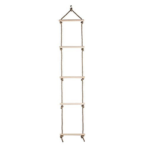COMINGFIT-Sturdy-IndoorOutdoor-Rope-Climbing-Ladder-for-Kids