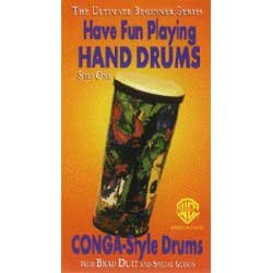 Have Fun Playing Hand Drums/Conga [VHS] - 1