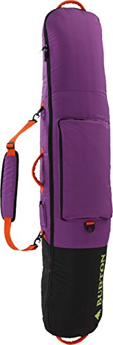 Burton, Sacca per snowboard Unisex Adulto, Viola (Grape Crush), 35 x 17 x 160/166 cm