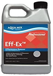 Aqua Mix Eff-Ex Efflorescence Remover, Gallon