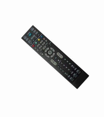 Universal Replacement Remote Control Fit For Lg Electronics Zenith Ru-27Lz50C Mu-50Pz41Vb Plasma Lcd Led Hdtv Tv