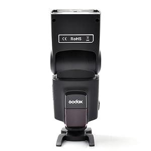 Godox TT560 Blitz Blitzgerät f Canon EOS 550D 50D 500D 40D 450D 400D 1100D