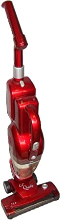 Dust Care Lil-Quickie Multi-Vac Broom and Handvac Combo, 14.4V NI-CD Battery