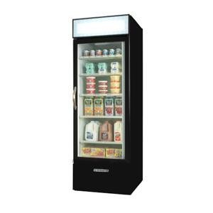 Glass Door Beverage Refrigerators front-30267