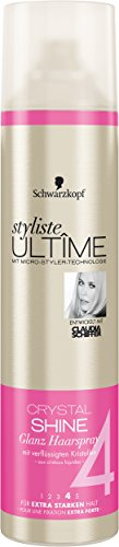 styliste Ultime cristallo lustro Hairspray, 2-pack (2 x 300 ml)