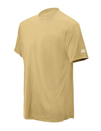 Mizuno Men's Mzo G4 Shirt (Vegas Gold, XX-Large)