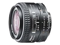 Nikon 24mm f/2.8D AF Nikkor Lens for Nikon Digital SLR Cameras from Nikon