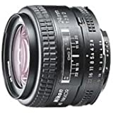Nikon 24mm f/2.8D Auto Focus Nikkor Lens for Nikon Digital SLR Cameras - Fixed