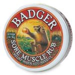 Badger Balm Organic Sore Muscle Rub Original Balm 56g