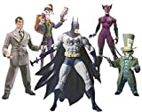 Batman The Long Halloween - Action Figures SET