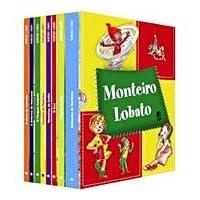 Turma Do Sitio Do Picapau Amarelo - Caixa Monteiro Lobato Infantil (Caixa Com 8 Livros - Reinações De Narizinho...