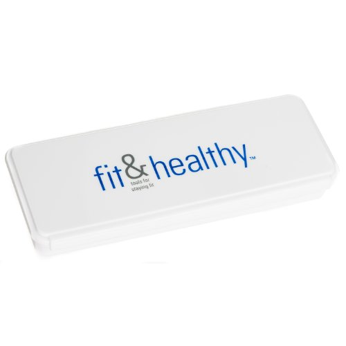Fit & Healthy Seven Day Pill Case