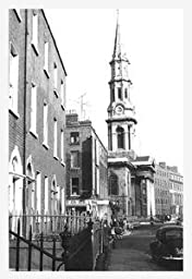Paper poster printed on 20 x 30 stock. George\'s Church, Dublin